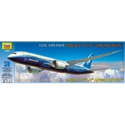 787 DREAMLINER ZVEZ 1/144 Scale Kit