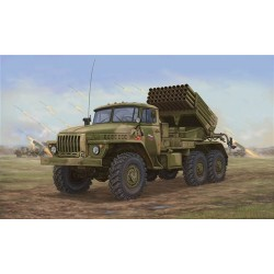 BM-21 Grad Late 1/35 Scale Kit