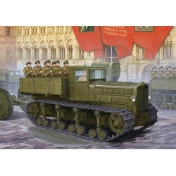 Komintern Russian Heavy Tractor 1/35 Scale Kit