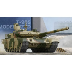 T-90S Modernized 1/35 Scale Kit