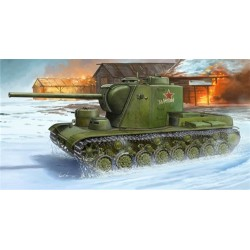 KV-5 Super Heavy Tank 1/35 Scale Kit