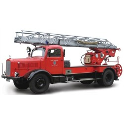1944 Mercedes Benz L4500F Fire Engine