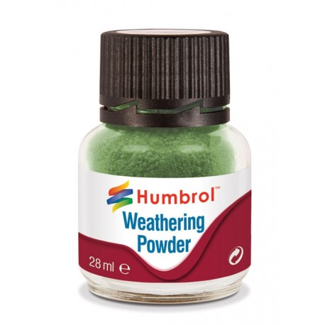 Weathering Powder Chrome Oxide Green - 28ml