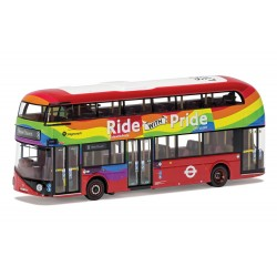 New Routemaster - Stagecoach, 8 Bow Church 1/76 Scale Die-Cast