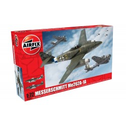 Messerschmitt Me262A-1A Schwalbe 1:72 Scale kit