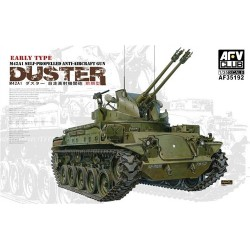 M42A1 Duster Early 1/35 Scale Kit