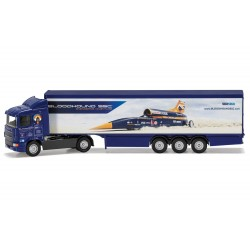 BLOODHOUND SSC Super Hauler 1/64 Scale Die-Cast