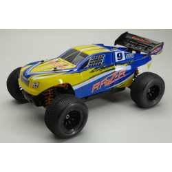 Remote DHK RAZ-R Brushed EP 4WD RTR Car
