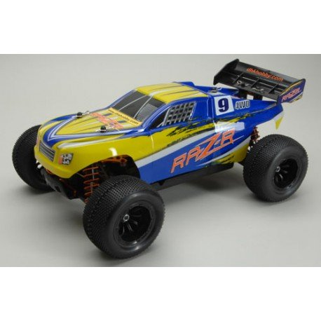 DHK RAZ-R Brushed EP 4WD RTR