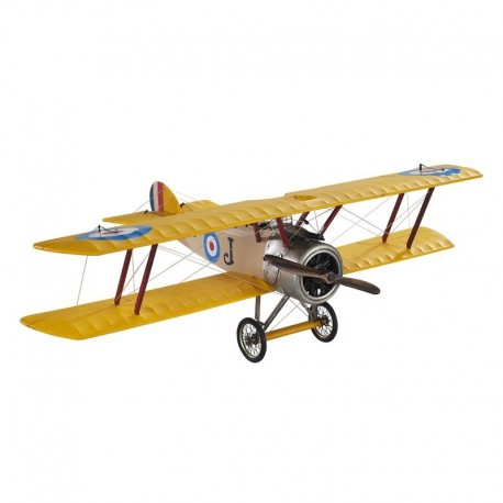AP243 Sopwith Camel, Small Incredibly detailed desktop Sopwith Camel by Authentic Models