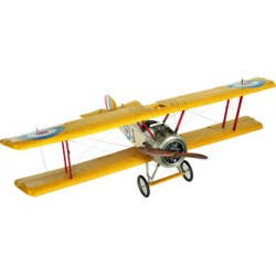 Newitem Sopwith Camel, Medium  Model by Authentic Models  Prebuilt
