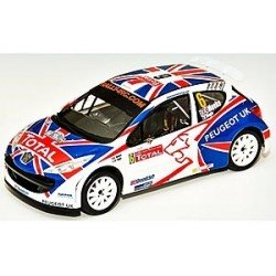 1/24 Peugeot 207 S2000 Rally Bel Kit