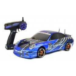 Drift -Porsche Style Drift Radio Control Car - PRO Brushless Version RTR 4WD
