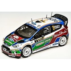 Ford Fiesta Wrc Bel 1/24 Kit