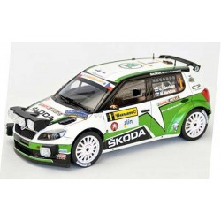 Skoda Fabia S2000 Evo Rally Bel 1/24 Kit