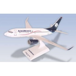 B737-700 Aeromexico New Colours Model 1/130 Scale Clickmodel