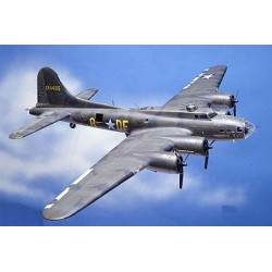 "B17F Flying Fortress ""Memphis Belle"" 1/48 Scale Kit"