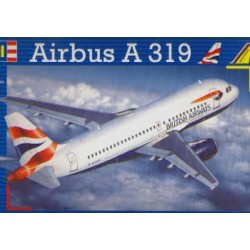 Airbus A319 British Airways 1/44 Scale Kit