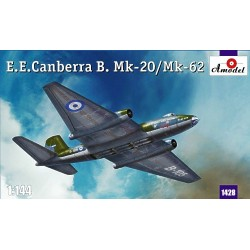 BAC Canberra B20/B62  Kit 1/144 Scale