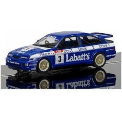 Scalextric Slot Car Ford Sierra RS500 (Tim Harvey)