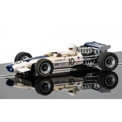 Scalextric Slot Car Legends Team Lotus 49 - Pete Lovely