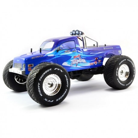 Remote FTX MIGHTY THUNDER 4WD RTR ALL-TERRAIN-MONSTER-TRUCK Remote 1/10 Scale