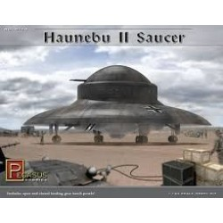 Haunebu II Saucer Kit 1/144 Scale
