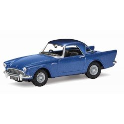 Sunbeam Alpine Quartz Blue Metallic Prebuilt Model