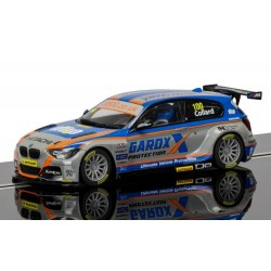 Scalextric Slot Car BTCC BMW 125 SERIES 1 ROB COLLARD
