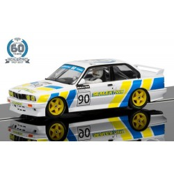 Scalextric Slot Car Anniversary Collection - Car No. 3 - 1990s, BMW E30 M3