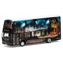 Wright Eclipse Gemini 2, Mullany's Buses, Harry Potter Warner Bros Studio Tour London