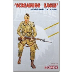 Screaming Eagle Normandy 1/16 Scale Kit