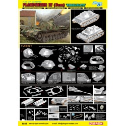 Flakpanzer IV (3cm) 'Kugelblitz' (Smart Kit) 1/35 Scale Kit
