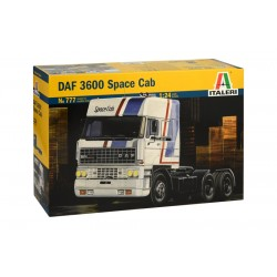 DAF 3600 SPACE CAB 1/24 Scale Kit