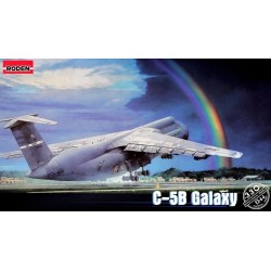 C-5B Galaxy Kit 1/144 Scale Kit