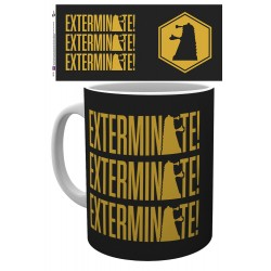DOCTOR WHO EXTERMINATE MUG