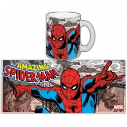 MARVEL RETRO SPIDERMAN MUG