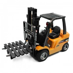 HUINA RC FORK LIFT 2.G 8CH W/DIE CAST PARTS