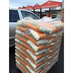 800 Kilos of Qlima Branded from Holland Wood Pellets