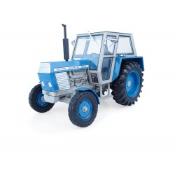 Zetor Crystal 8011 - 2WD (Blue) 1/32 Scale Diecast