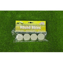 Round Silage Bales 1:32 Scale