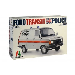 FORD TRANSIT UK POLICE 1/24 Scale Kit