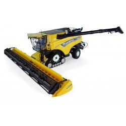 "New Holland CR10.90 ""Revelation"" Combine with Tracks 1/32 Scale"