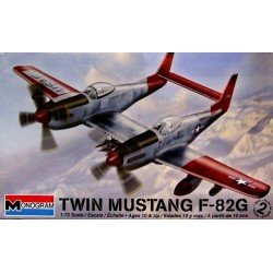 Twin Mustang F82G 1/72 Scale Kit