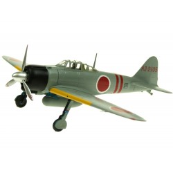 A6M2 Zero (Japan Navy, A2-2-105, Junyo Fighter) 1/72 Scale