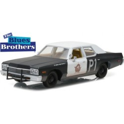 1/24 SCALE DIECAST HOLLYWOOD SERIES 1 BLUES BROTHERS 1980