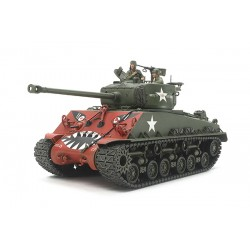 "US Medium Tank M4A3E8 Sherman - ""Easy Eight"" Korean War 1/35 Scale Kit"