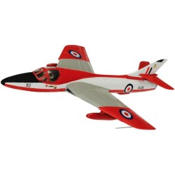 Hawker Hunter T.7 (XL591, 4FTS, RAF Valley, Anglesey, 1975) 1/72 Scale Diecast