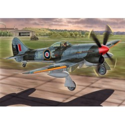"Tempest MKV 'High Tech"" 1/32 Scale Kit"
