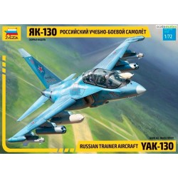 Russian Trainer Aircraft Yak-130 1/72 Scale Kit